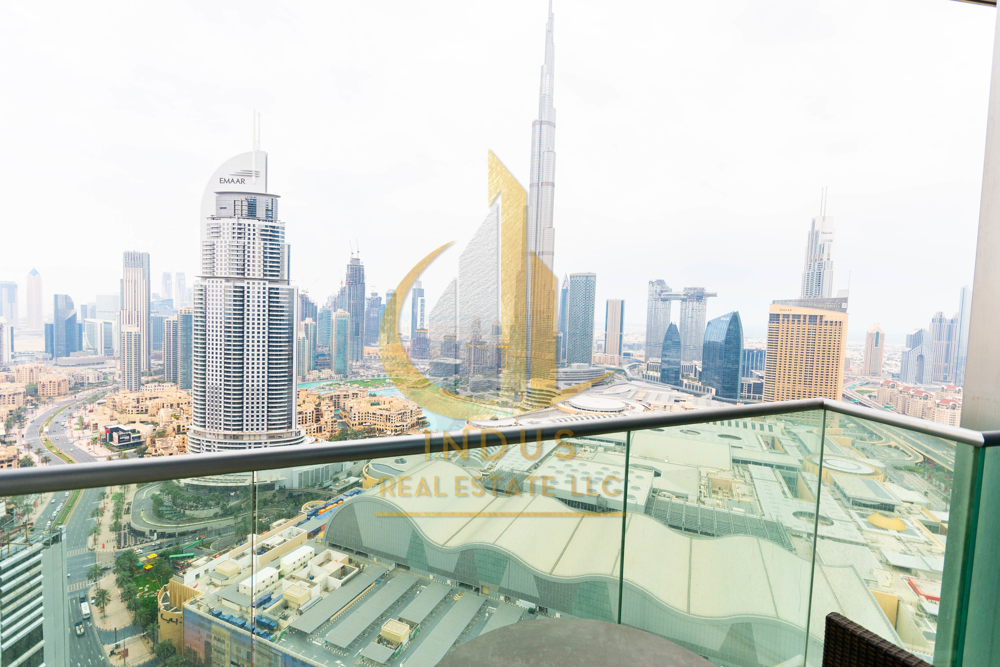 #StaySafe|Furnished Srvcd Apt|Burj-Fountain Views