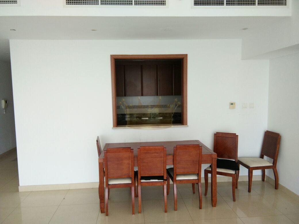 75k Furnished 1 Bedroom in Saba Tower 3