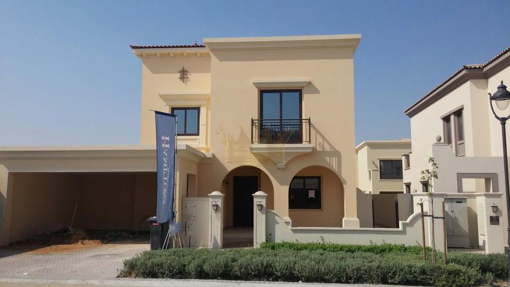 5 Bedrooms+Maidsroom Lila Villa Arabian Ranches 2