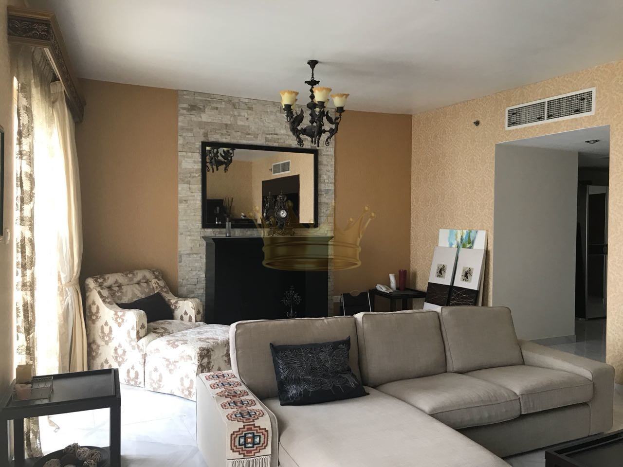 Best Price Furnished Lake view 2 Bedroom in Icon
