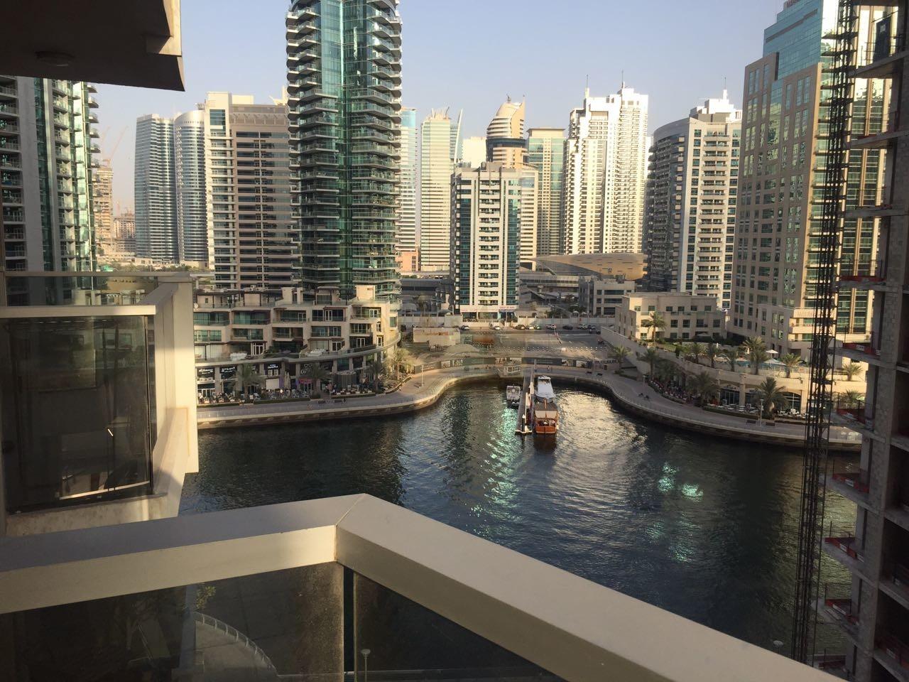 Marina View, 2 Bedroom + Study in Marina Tower