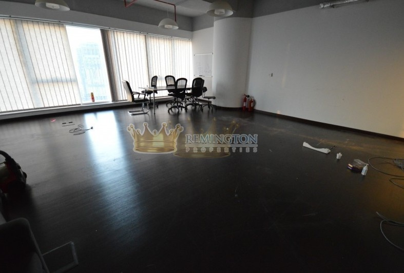 Fitted office in Churchil Executive tower Business bay
