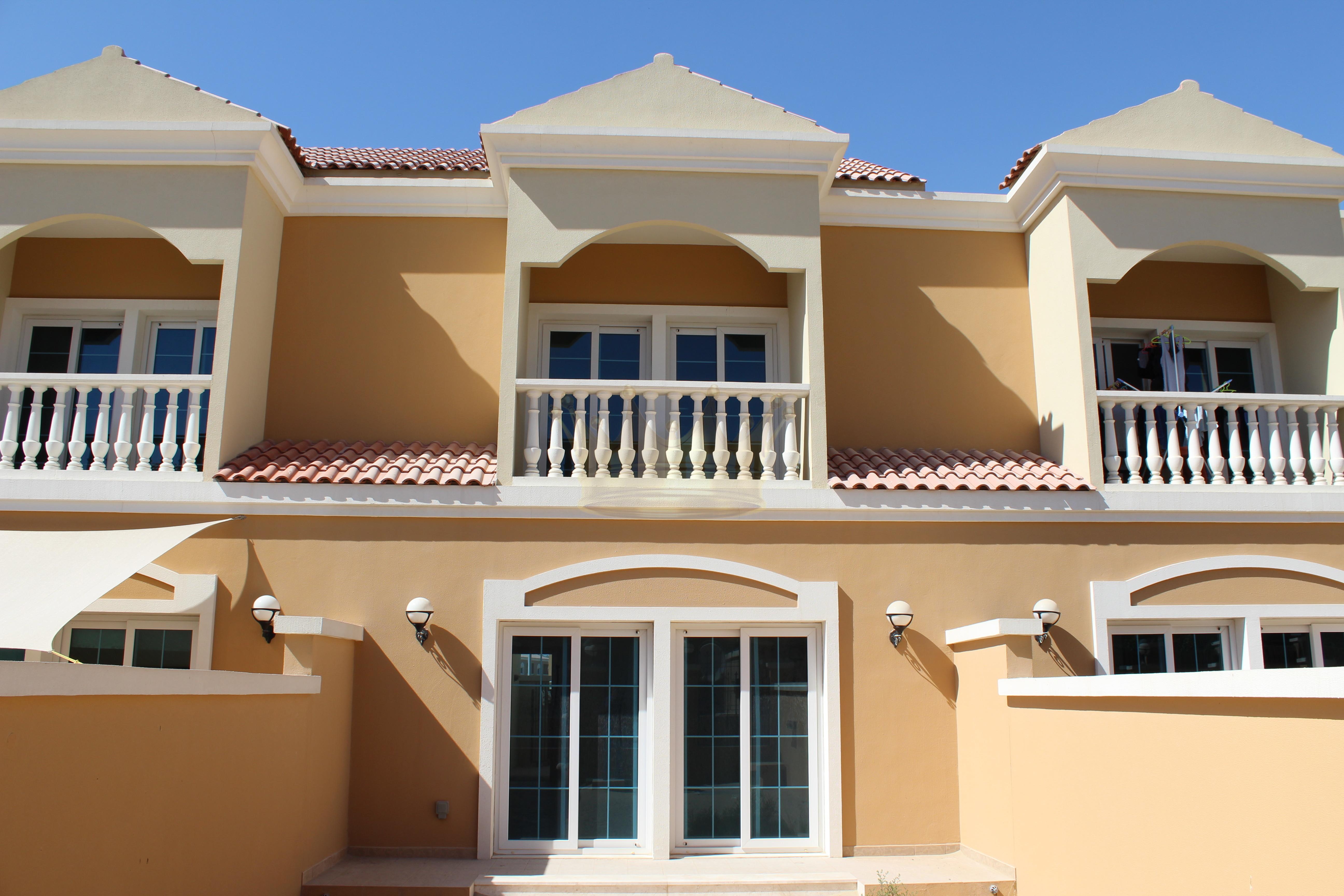 1 B/R Converted to 2 B/R Nakheel Townhouse