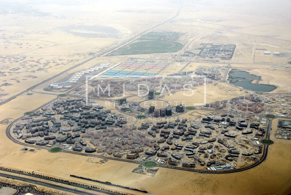 G+5 Labour Camp Plot for Sale in Al Warsan