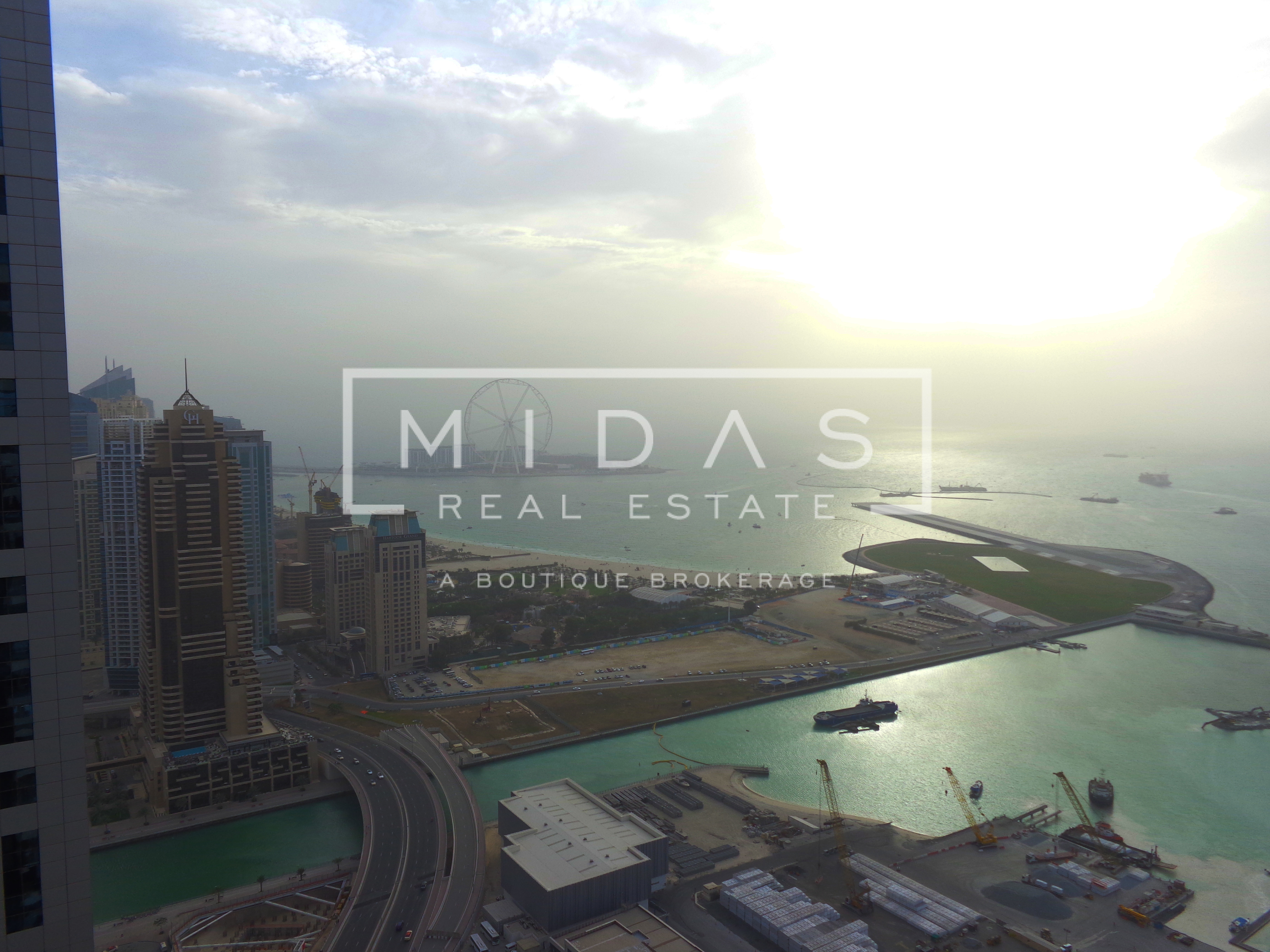 Full Floor Penthouse | Full Palm Sea View | Fully Furnished