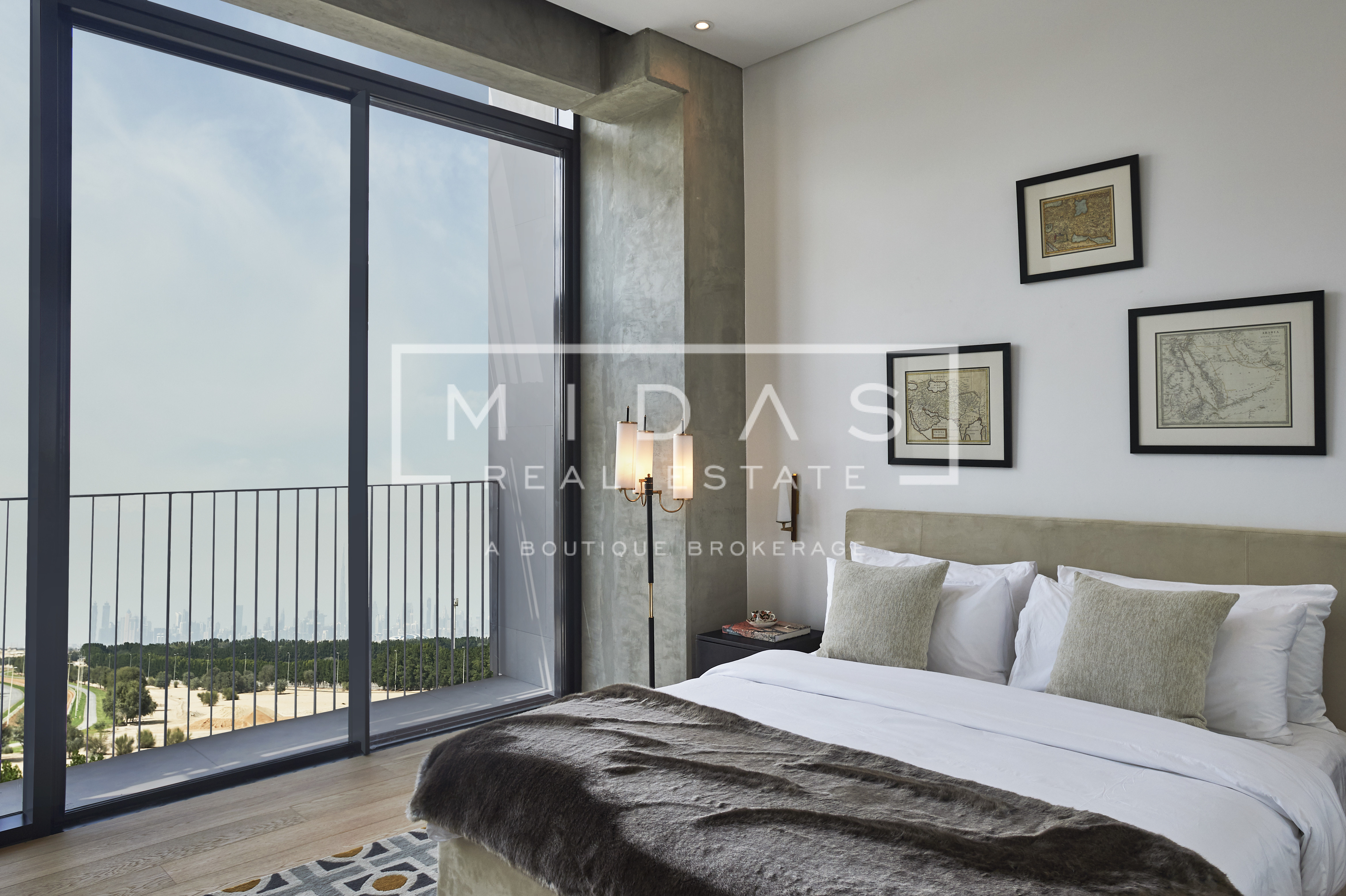 Rare Unit | Brand New Contemporary | Unfurnished 1BR