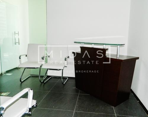 High Floor Furnished Office in Prism Tower