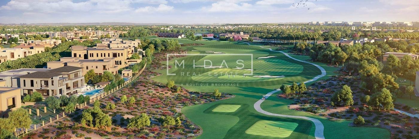 Remarkable Plot for Sale in Parkway, Dubai Hills Estate