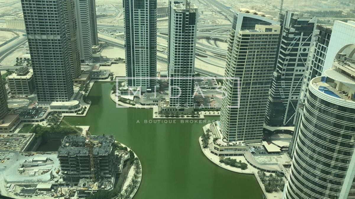 Spacious Office for sale in Almas Tower JLT