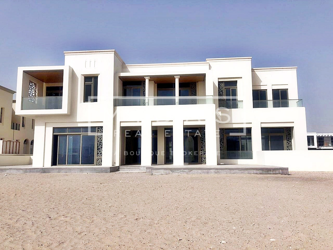 ONE WEEK OFFER!! 6 BR Contemporary Mansion in DHE