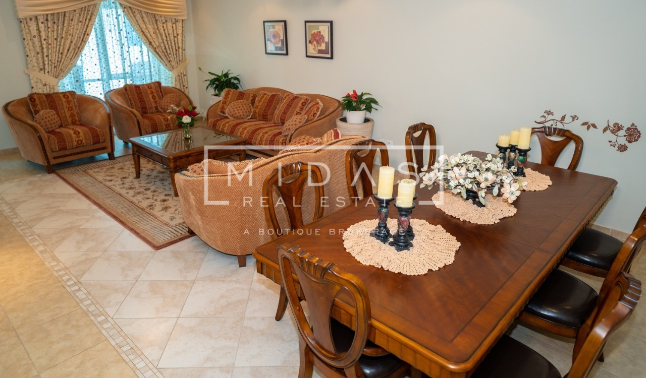 URGENT SALE! Fully Furnished 2 BR in Al Seef Tower
