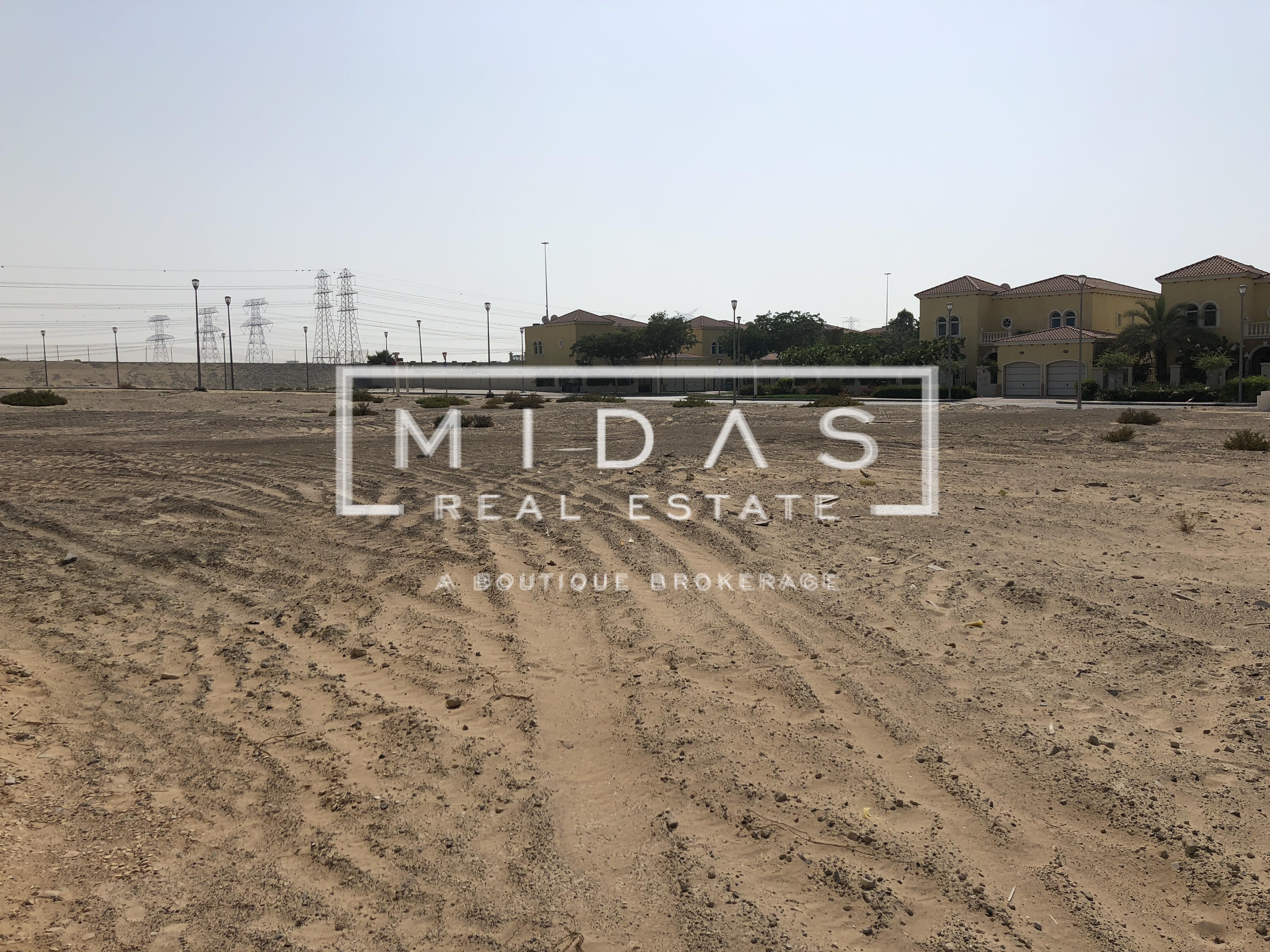 G+2 Residential Plot for Sale in Jumeirah Park