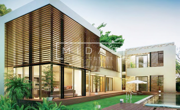 Luxurious 4 BR Villa in Sobha Hartland MBRC