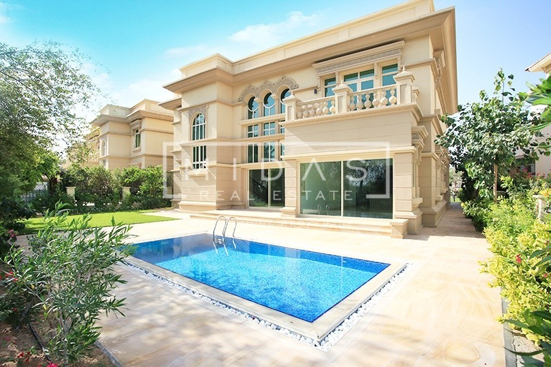 Exclusive Fully Upgraded Villa in Jumeirah Islands