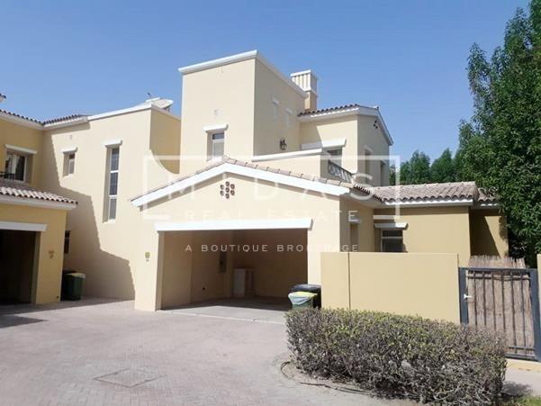 3BR+Maid Villa for Sale in Palmera Arabian Ranches