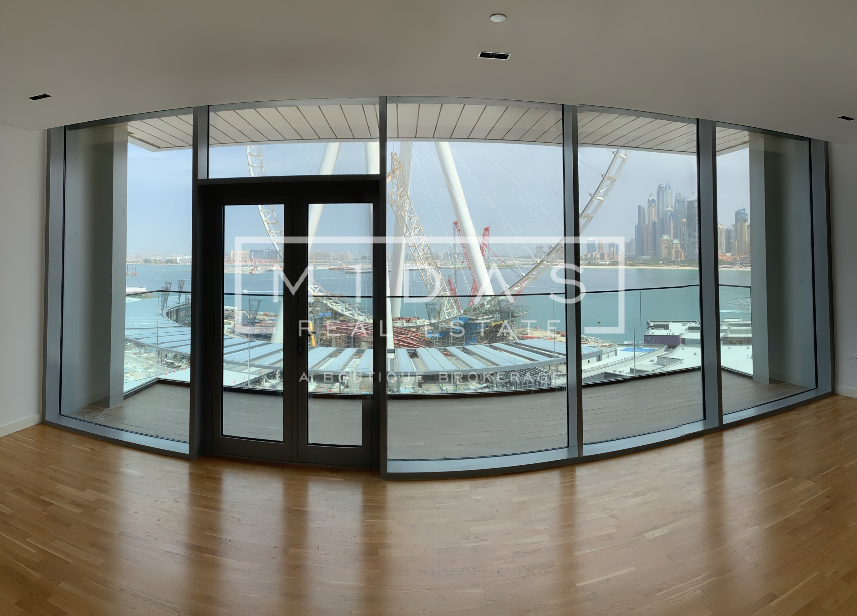 Best View in Bluewaters | Ain Dubai View | High Floor | Motivated Seller