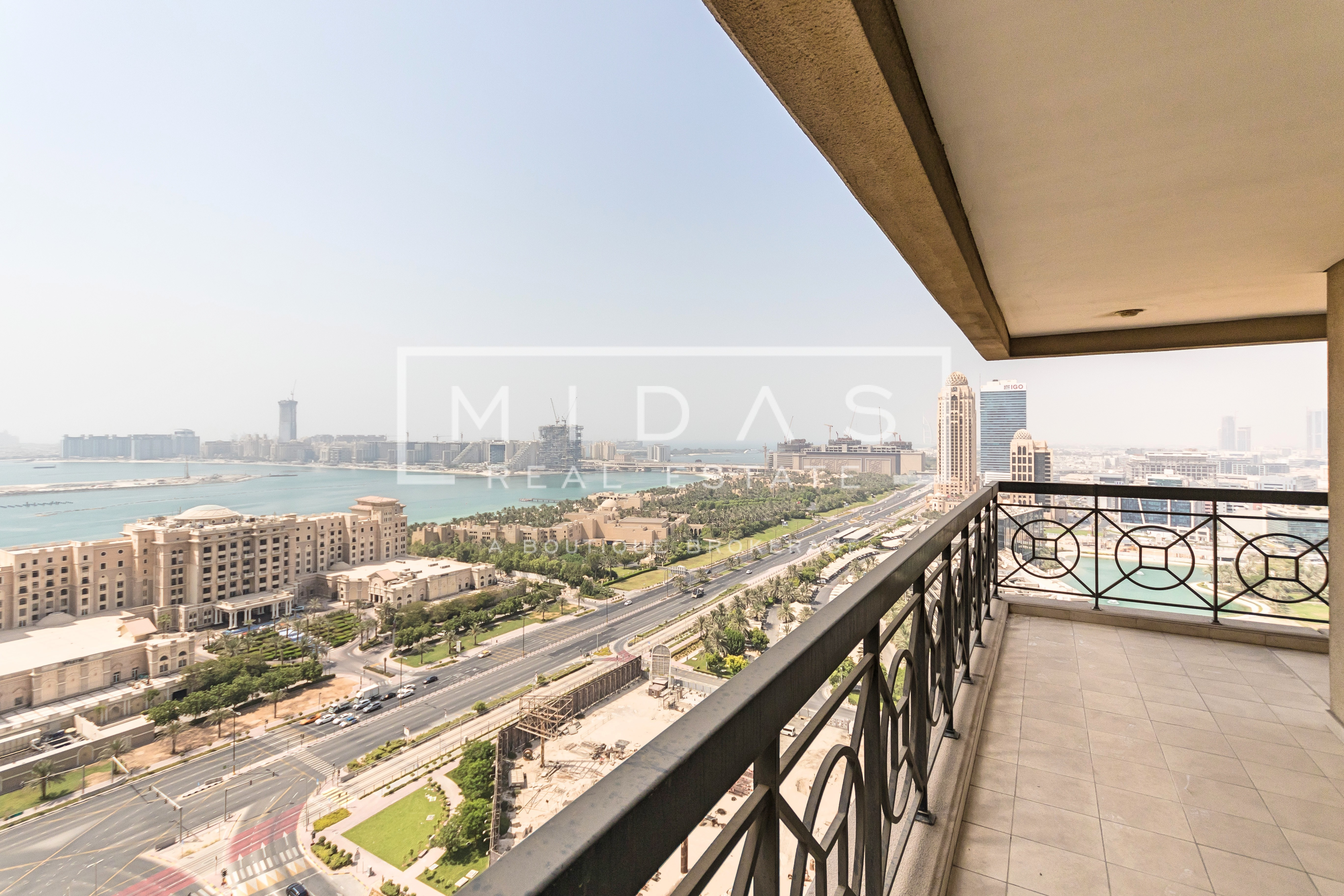 Rare 02 Series - Upgraded - Sea And Palm View - More Options Available