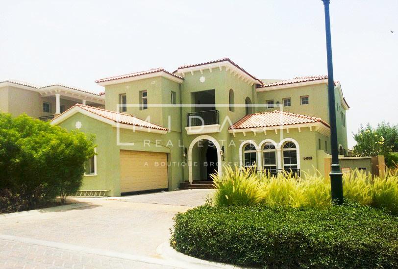 Brand New 5BR+Maids Villa in Sundials JGE