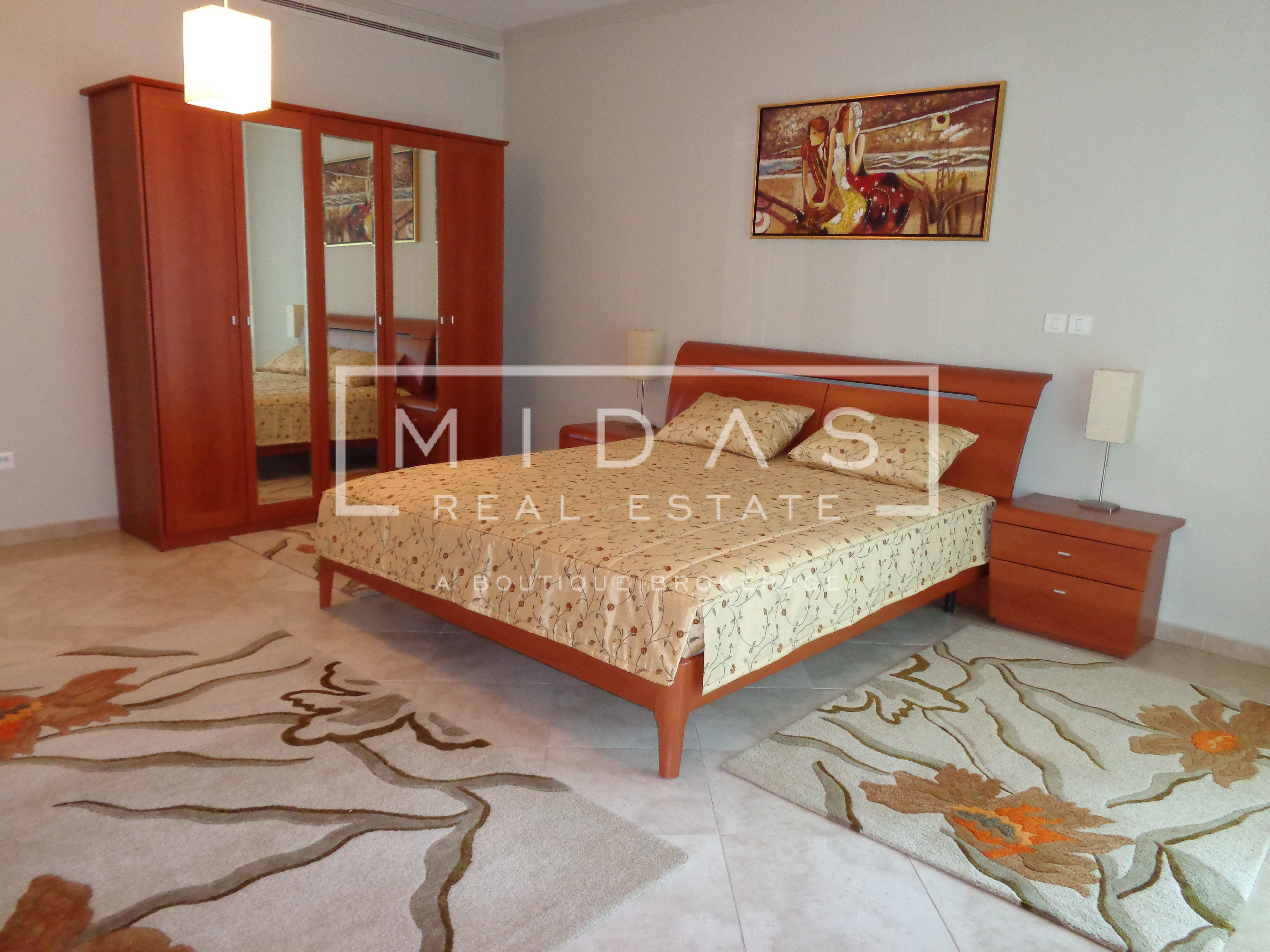 ONE WEEK OFFER! Large 2BR Apartment+Maids for Sale