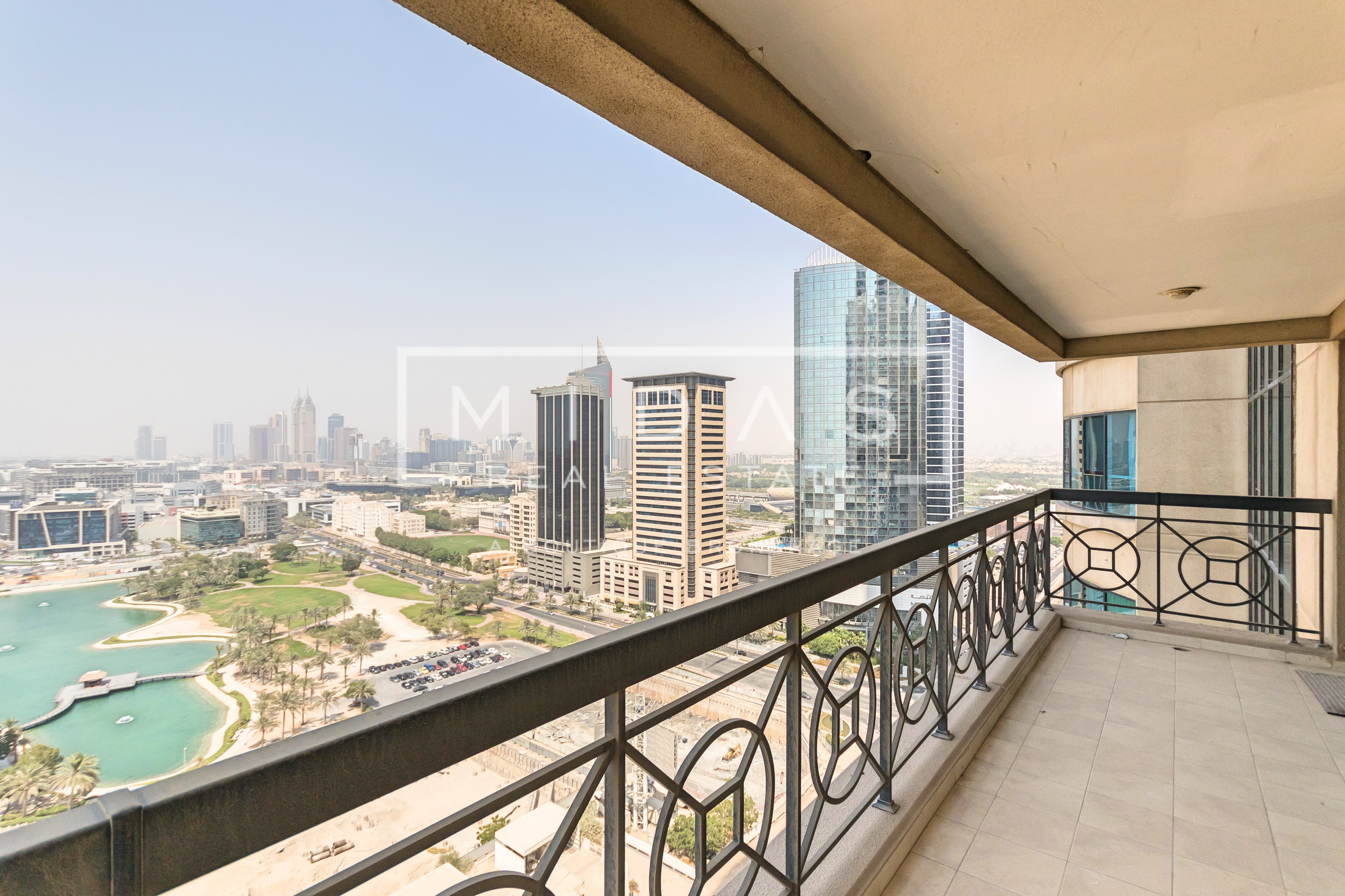 PRICE REDUCED!! Serene Sea And Media City Views - 01 Series - More Options Available