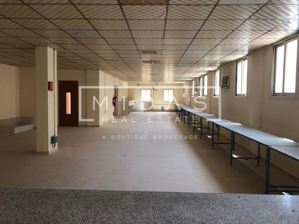 Prime Location! 200 Rooms Labour Camp | 450 Each Net