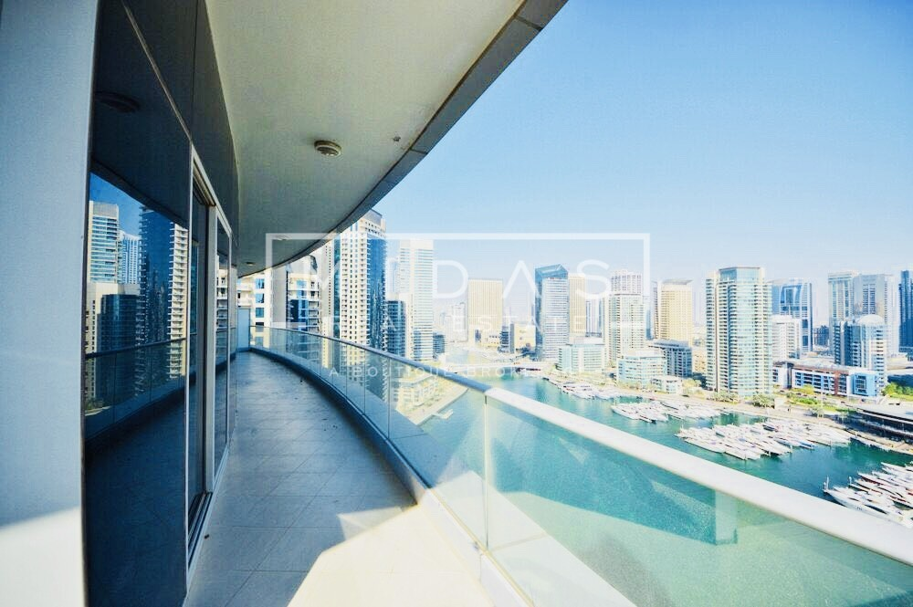Beautiful 2Bedroom Penthouse with Amazing Full Marina View in Delphine Tower