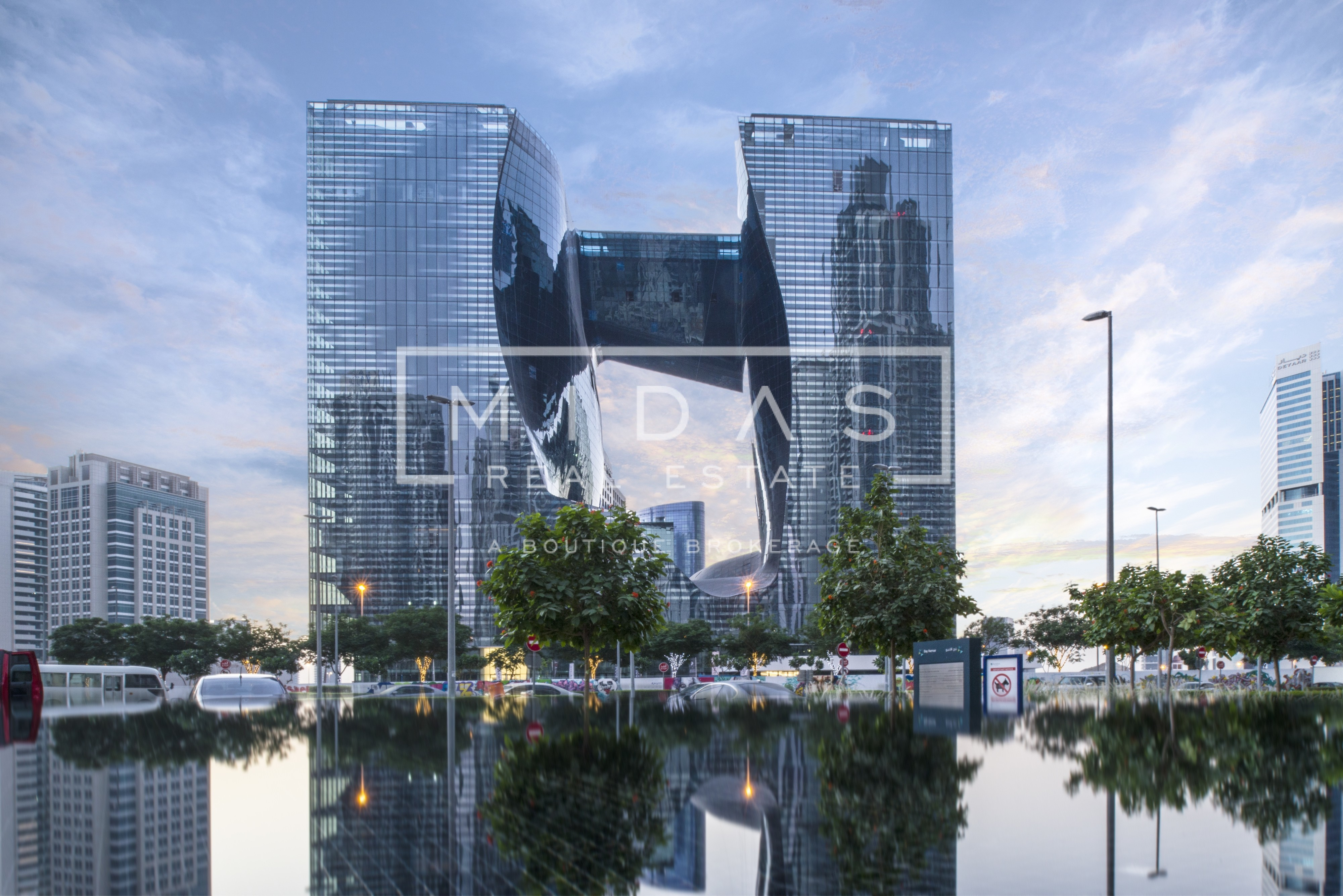 High End Offices w/ Burj & Canal Views - More Options Available