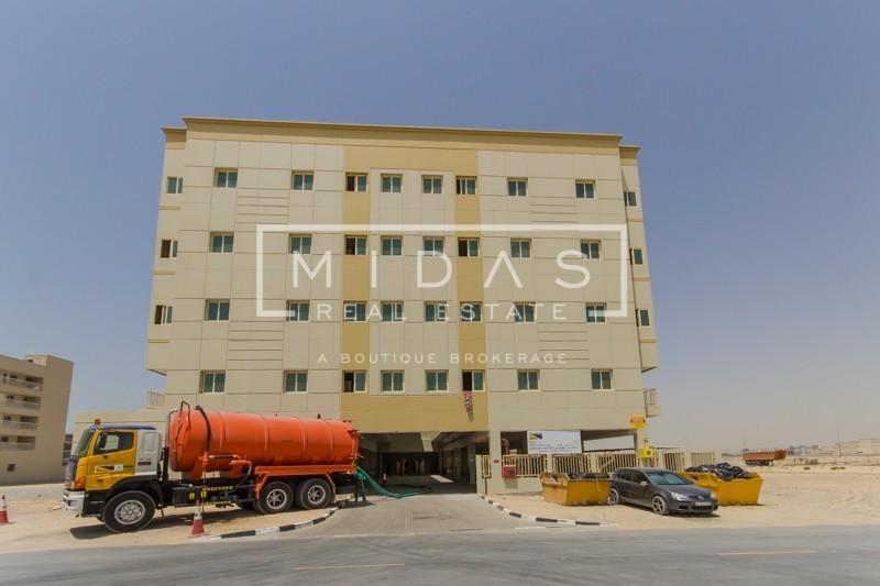 263 Rooms | Brand New | G+4 Labour Camp |Jebel Ali