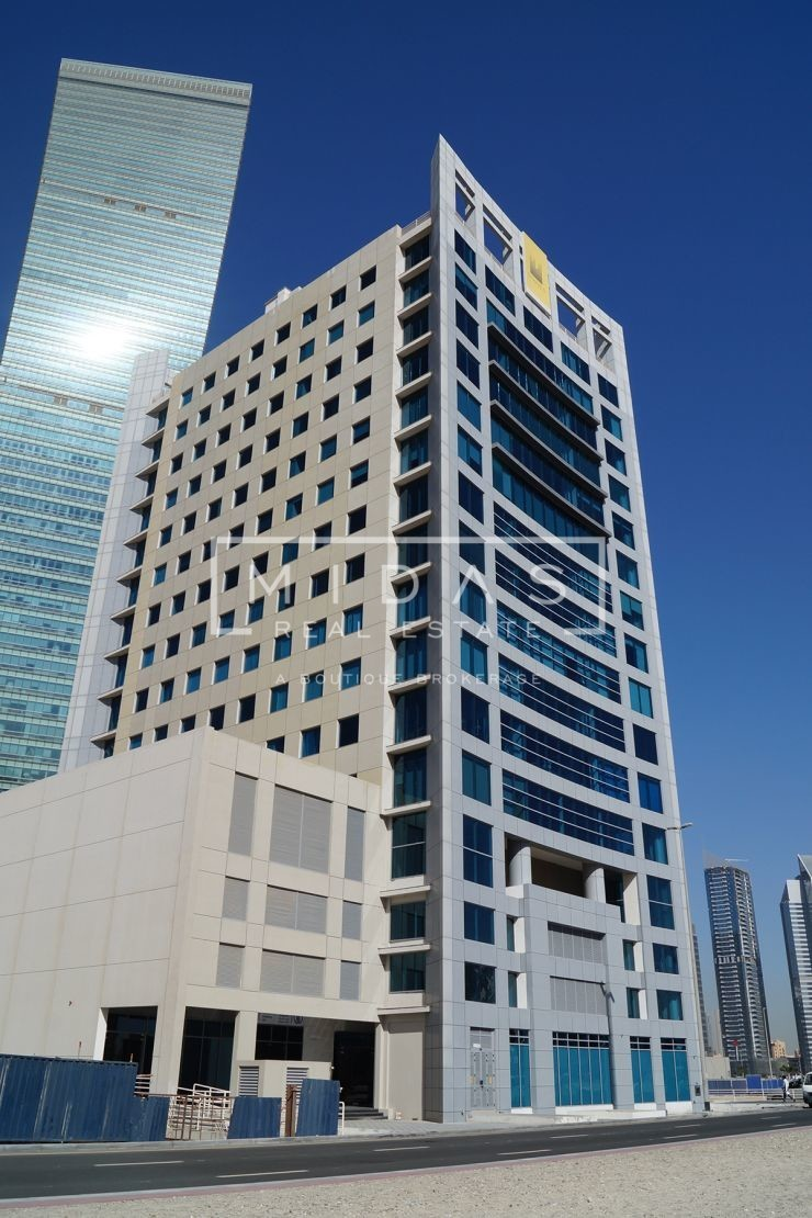 Shell&Core offices for sale in Sobha Ivory