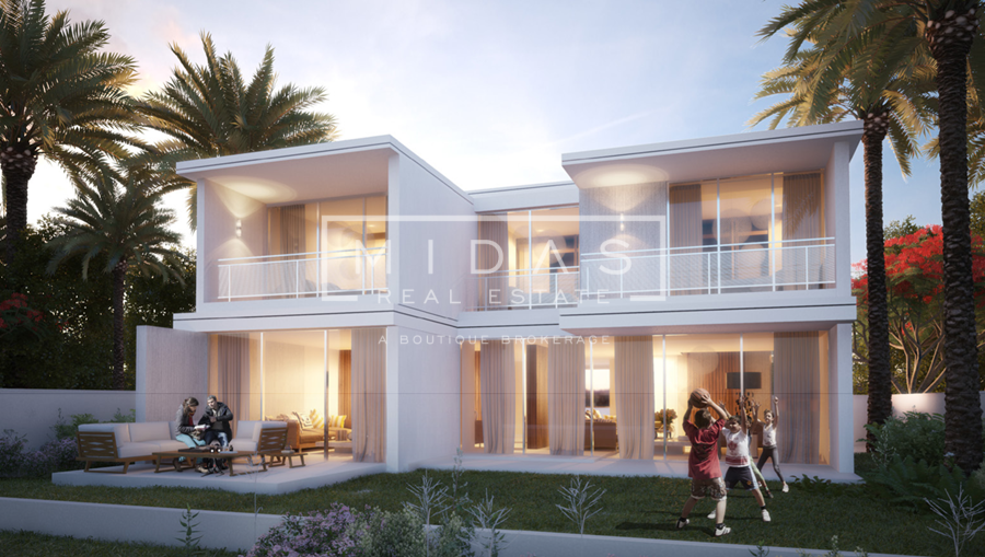 Lowest 3BR Villa with post payment plan in Sidra 3
