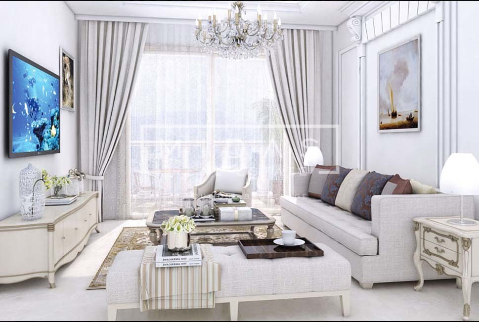 1 Bedroom | Blvd View | 20/80 Paymen Plan