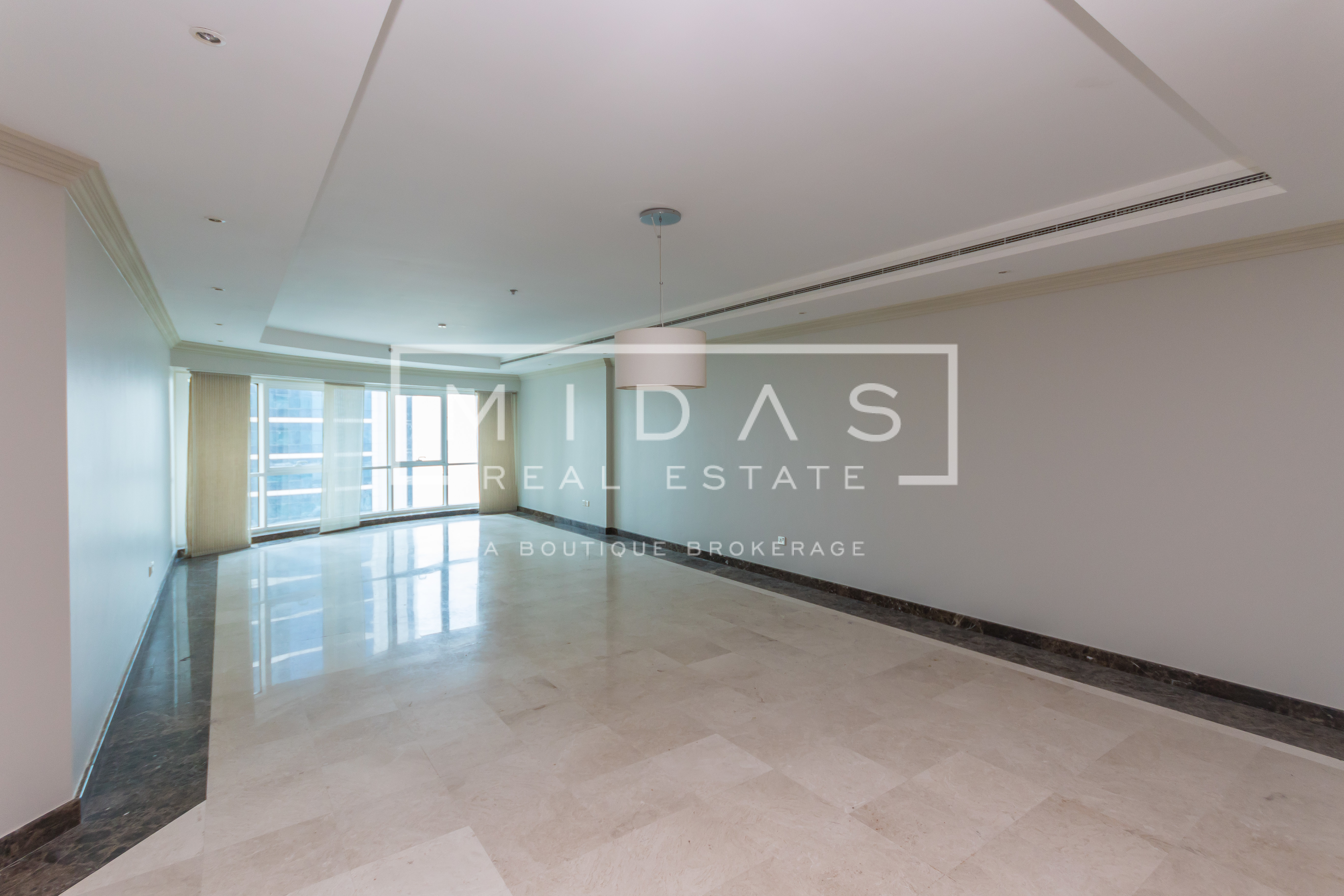 3BR+Maids | Sea View | Closed Kitchen | Mid Floor