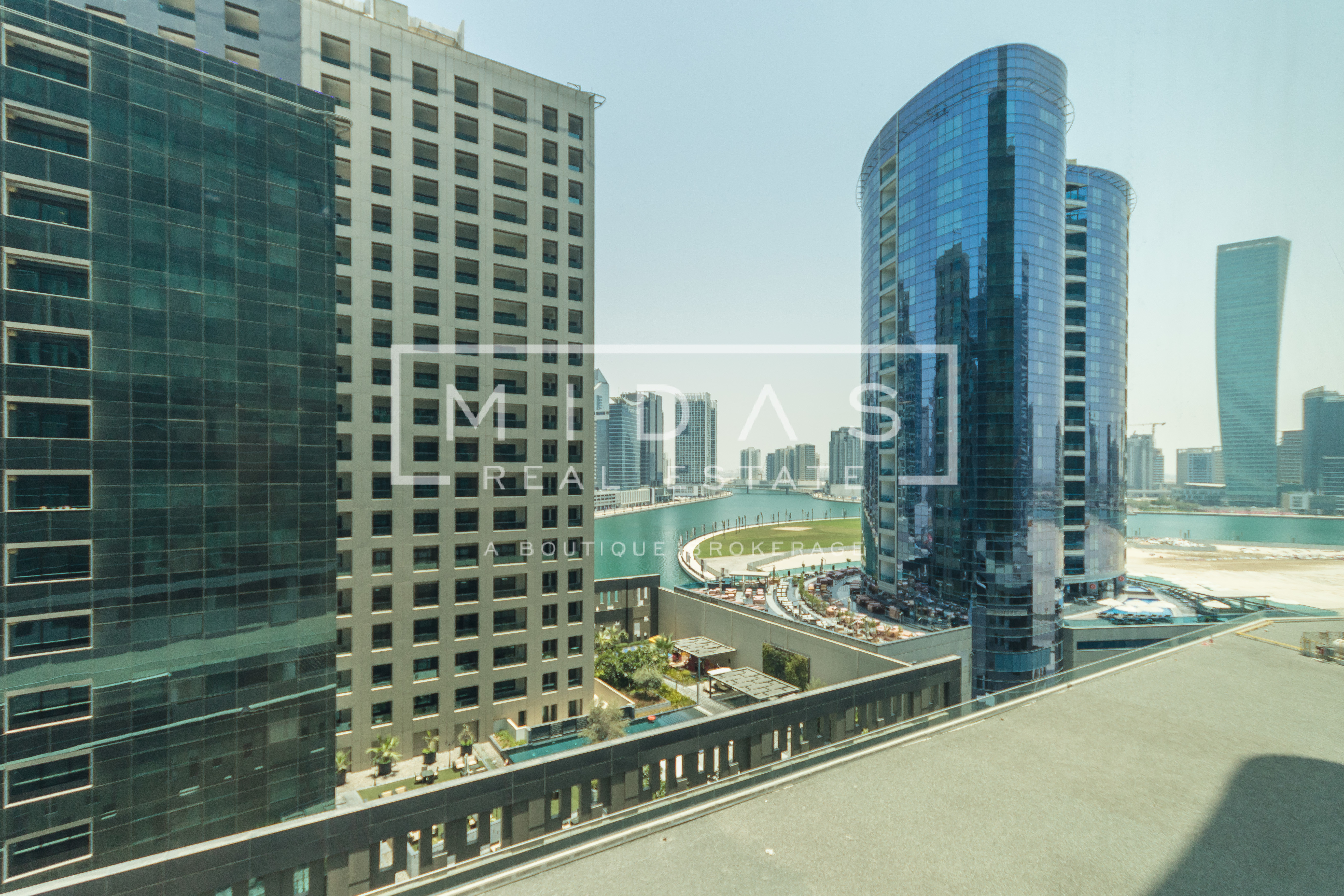 Shell and Core | High Floor | Canal View