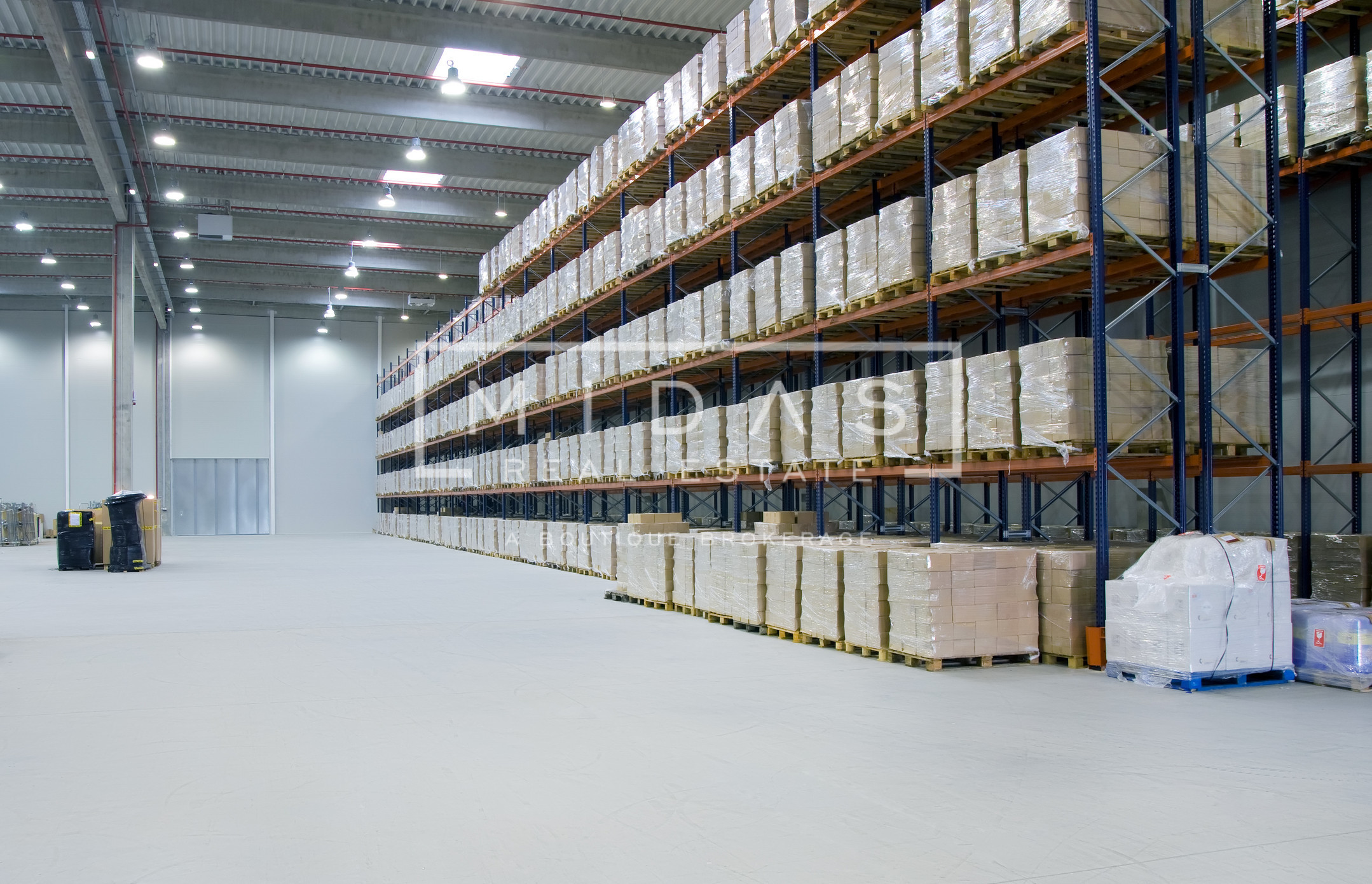 Huge Logistic Warehouse for Sale in JAFZA South