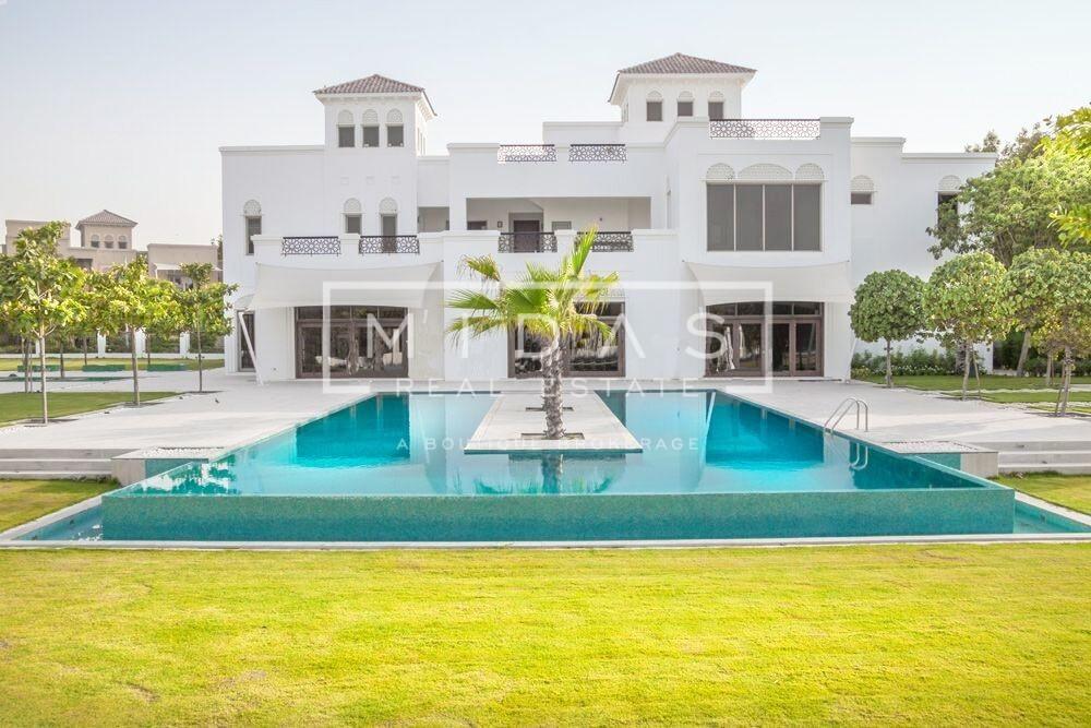 Immaculate 7BR Villa in Al Barari w/ Plunge Pool