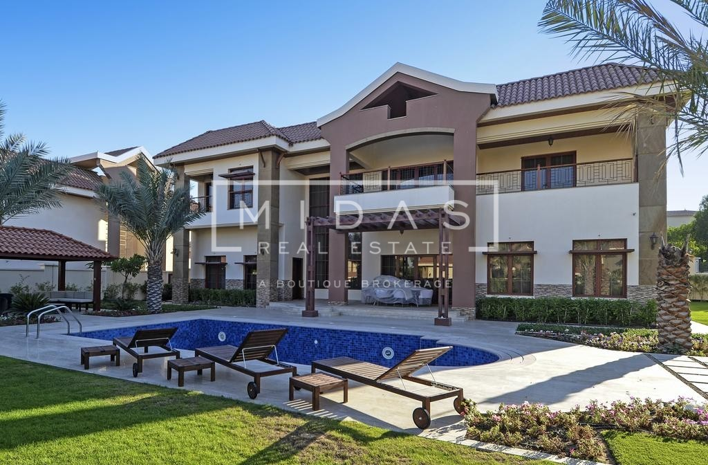5 BR+Maids   Facing the Lake   Private Pool