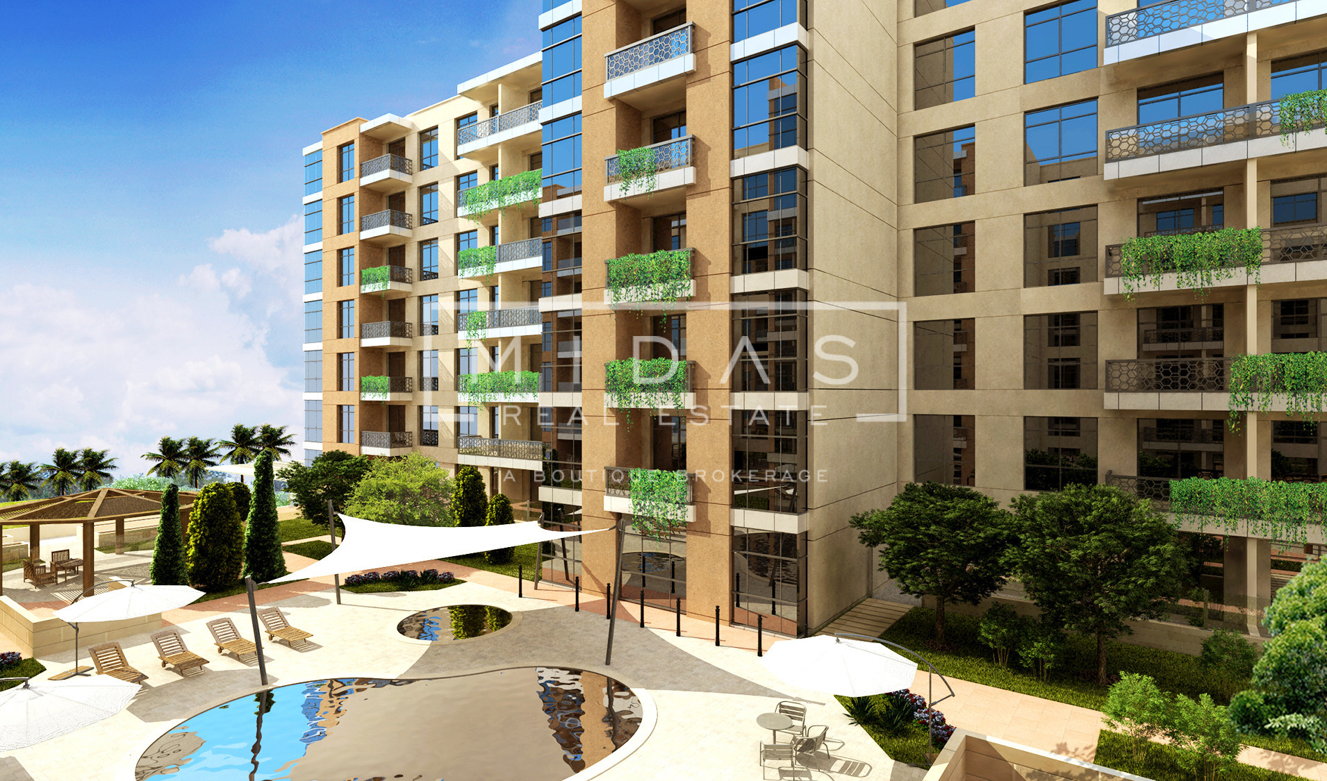Affordable 2 BR Eco-Friendly Apartment in Arjan