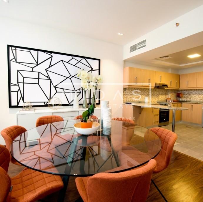 Best Deal | Studio Apt w/ 1% Booking | Dubai Silicon Oasis