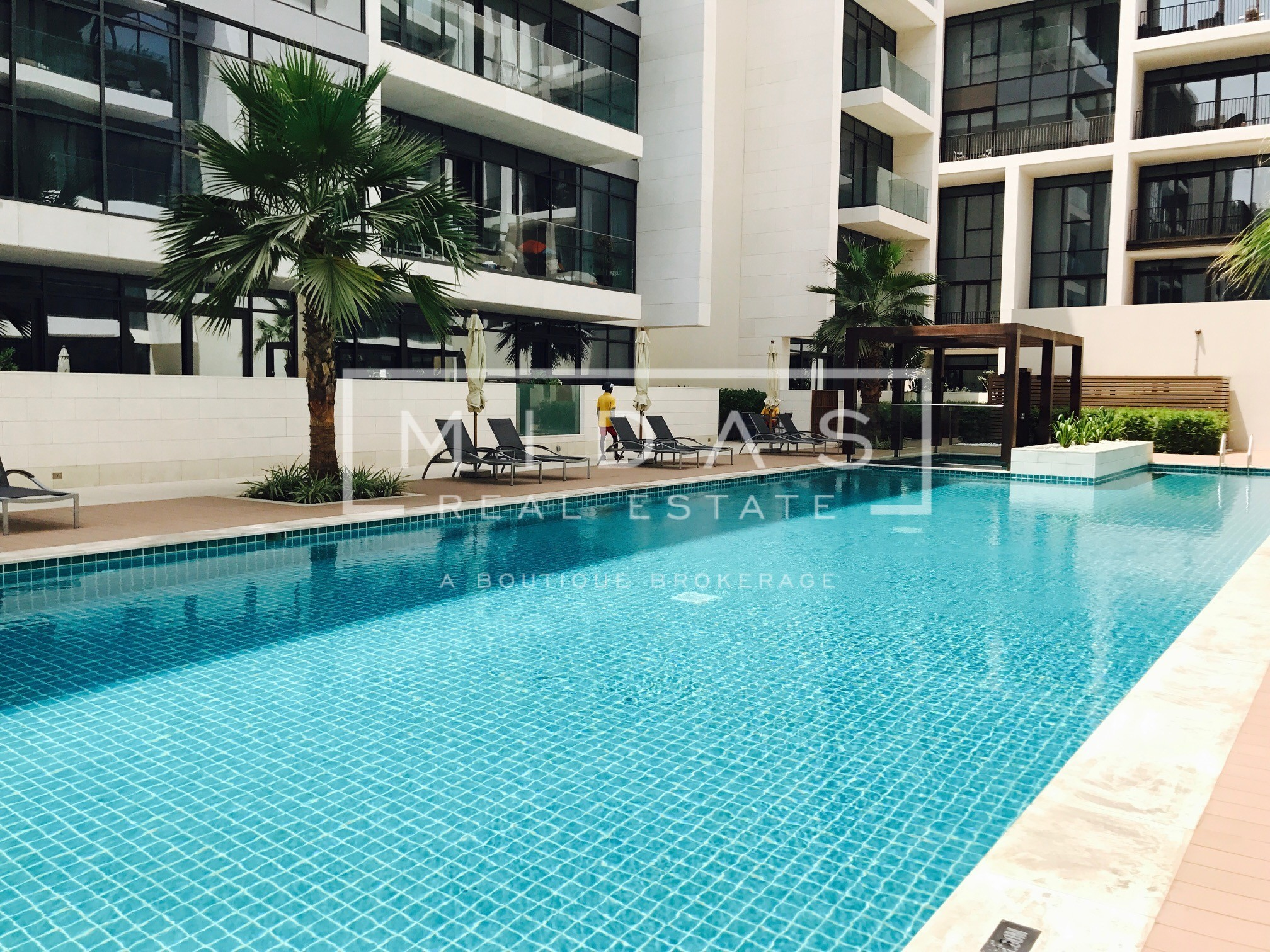 Luxurious 2Bedroom + Maids and Storage in City Walk Boulevard