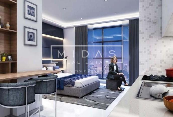 AZIZI BERTON | Luxurious 1BR Apartment near IBN Battuta Mall