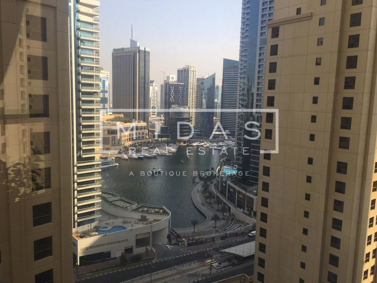 Furnished 2BR Apartment w/ Marina View in Sadaf JBR