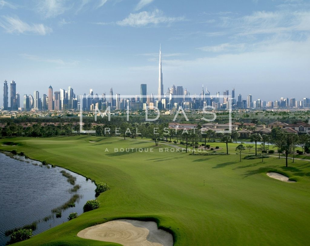 Huge Villa Plot for Sale w/ Attractive Payment Plan in Dubai Hills Estate