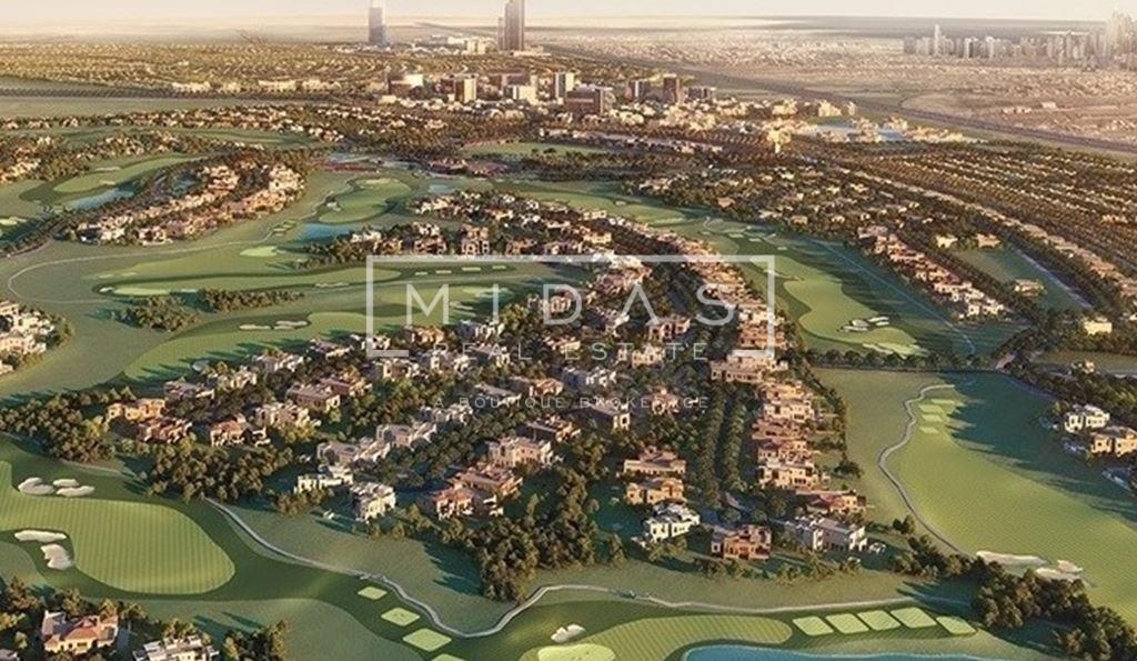 Huge Residential Plot in Parkway, Dubai Hills Estate