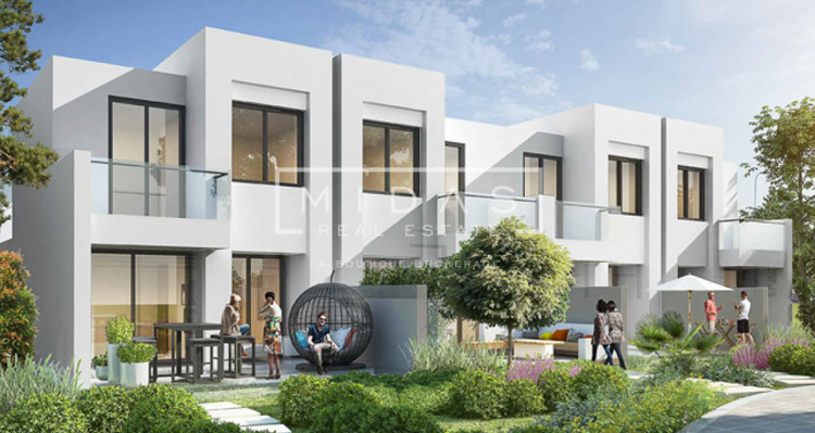 3 BR for Sale in Aknan Villas, payable in 5 years