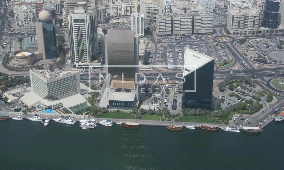 G+M+2 Commercial Building for Sale in Deira