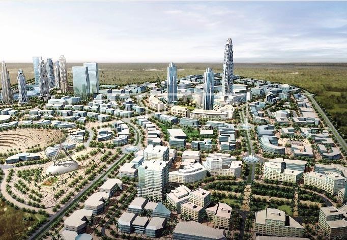G+4 Residential Plot near Sheikh Mohammed Bin Zayed Road