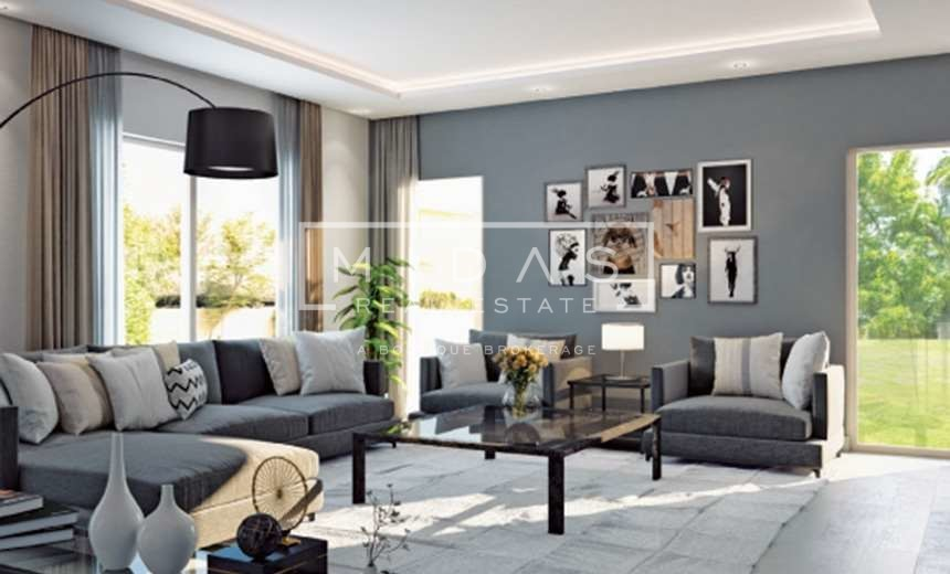 Middle Unit | Type A Villa  | Amaranta 3
