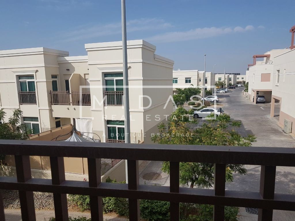 Spacious 2BR Townhouse for Sale in Al Ghadeer