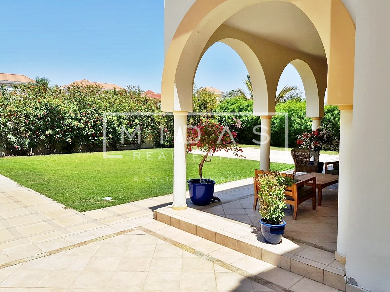 Huge Plot | Marbella Type Villa | Landscaped Garden