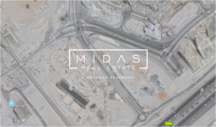 G+14 Mixed Use Land for Sale in Al Jaddaf